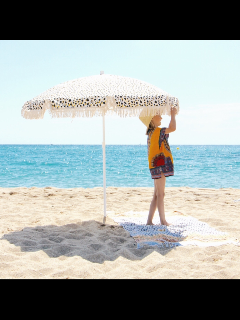 Black Sands Beach Umbrella Beach umbrella, Sand umbrella