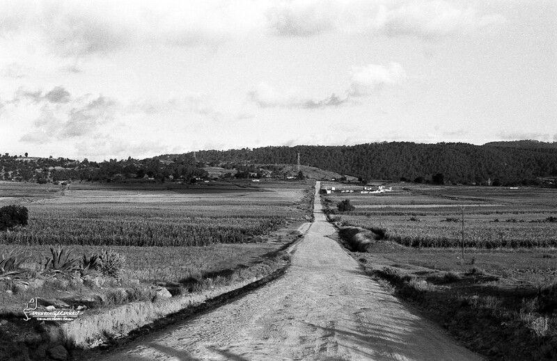 Antiguo camino a Santa Elena, Cuauhtepec de Hinojosa, Hidalgo, México