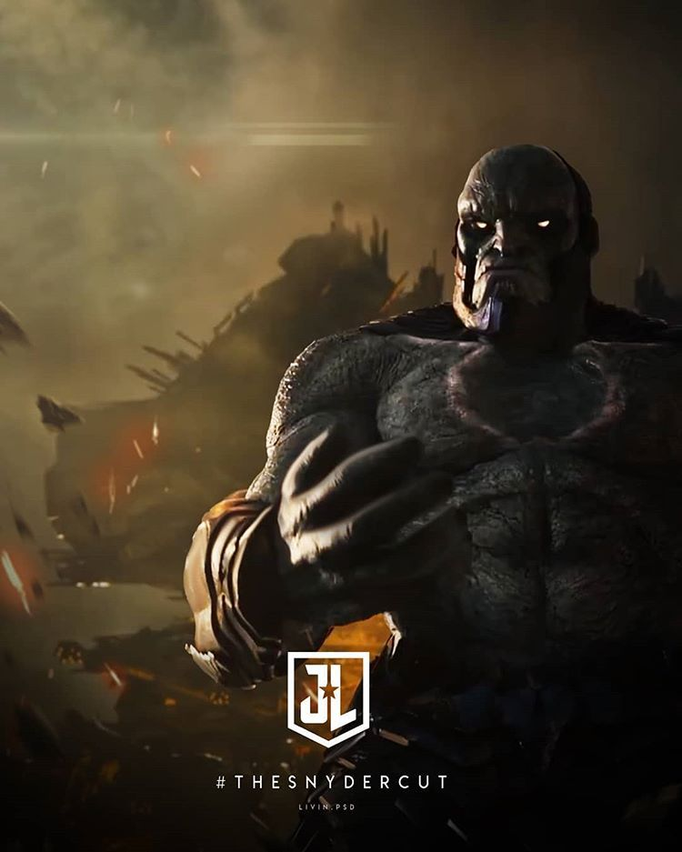 I ᐯ I ꈤ Digital Artist บน Instagram Finally We Saw Him Darkseid In The Teaser I Can T Wait To See The Sn Darkseid Dc Comics Justice League Art Darkseid