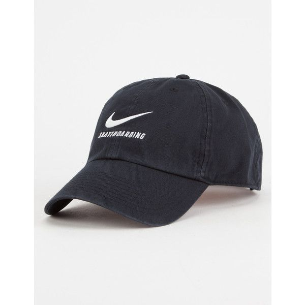 9e12f50a1ba Nike Sb Heritage Dad Hat ( 25) ❤ liked on Polyvore featuring men s fashion