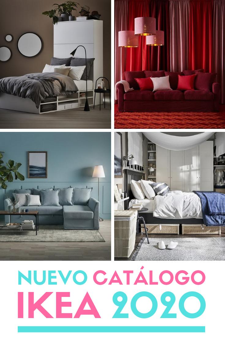 Nuevo Catálogo Ikea 2020 Los Mejores Muebles De Ikea Decoracion De Interiores Interiores De Casa Rústica Pintura Interior Casa