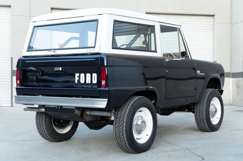 1968 Ford Bronco Wagon By Jay Leno, Ford Performance, LGE