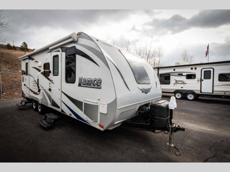 2015 Lance 2185 for sale Missoula, MT in 2020 Rv for