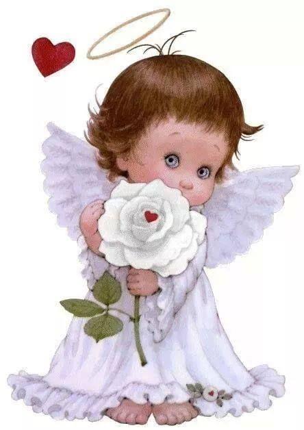 Para sempre seu anjinho