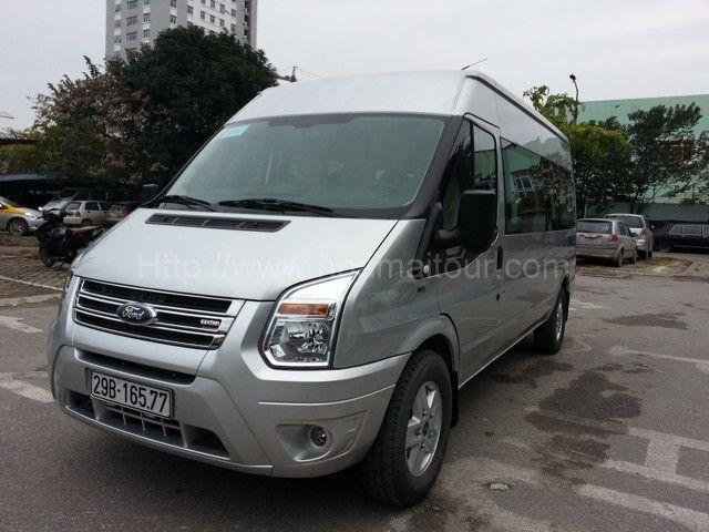 Thuê xe 16 chỗ chất lượng tại Hà Nội Call: 0942 963 489