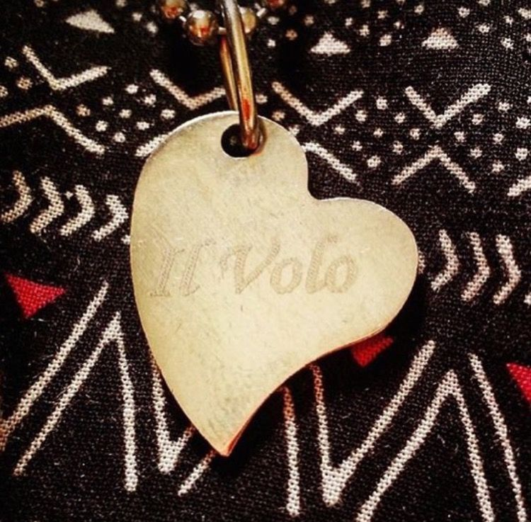 #pierobarone #ilvolo #amore
