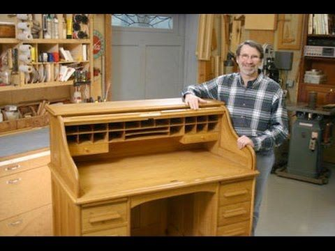How To Build A Roll Top Desk Part 1 You