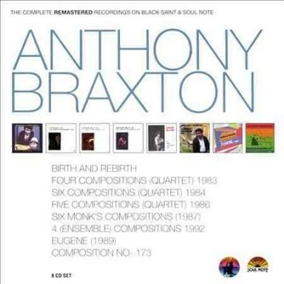 Anthony Braxton - The Complete Remastered Recordings