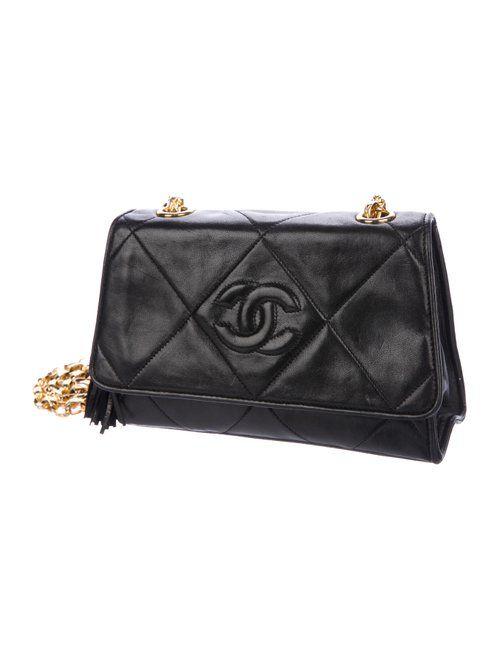 a21e03a15ad40a Chanel Vintage CC Camera Bag - Handbags - CHA290015 | The RealReal