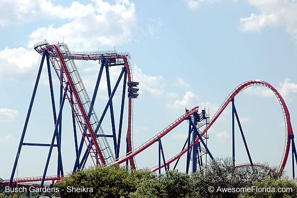 Image Result For Busch Gardens Fastest Ride