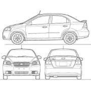 Manual Taller Chevrolet Aveo Lt a partir de 2011 en Ingles