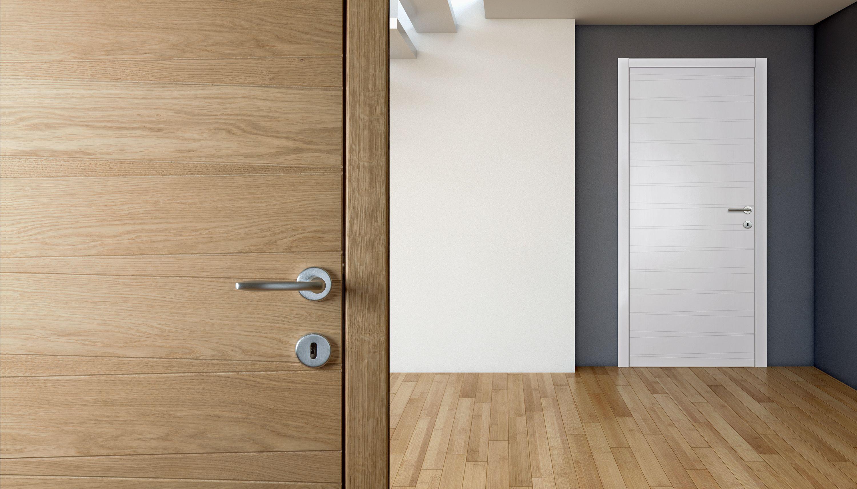 Spacva Solid Wood Interior Door Made Of Slavonian Oak Interior