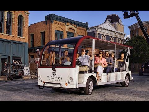 Best Studio Tour In Los Angeles Go Behind The Scenes At A Hollywood See How Movies Tv Shows Are Made Warner Bros