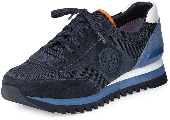 Sawtooth Logo Trainer Sneaker. I simply can't get enough of these.