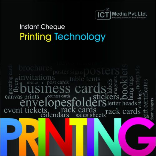 All your Printing Services have one Address \u2013 The ICT Media that