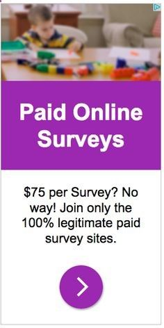 Paid surveys can make you some much needed extra cash! Here are some that I love and personally recommend #surveys #makemoneyonline