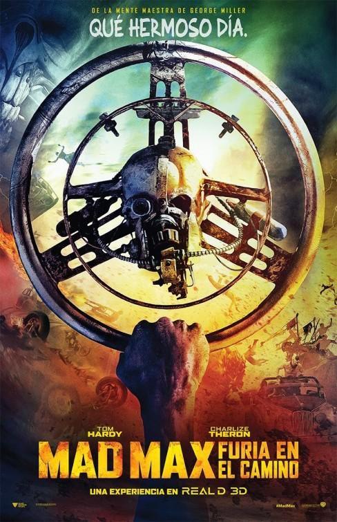MMFR spanish poster