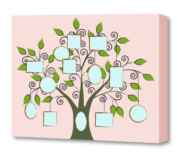 family-tree-example-4jpg (586×518) Inspiración {FAMILY TREE - family tree example