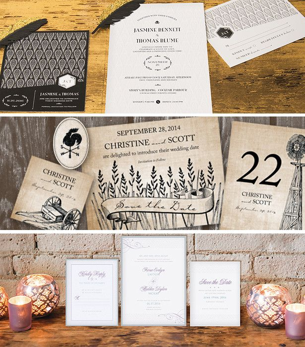 Choosing the Right Wording for Your Wedding Invitations