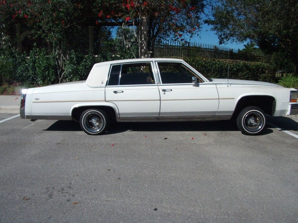 1987 Cadillac Fleetwood | Cadillac for sale | Cadillac
