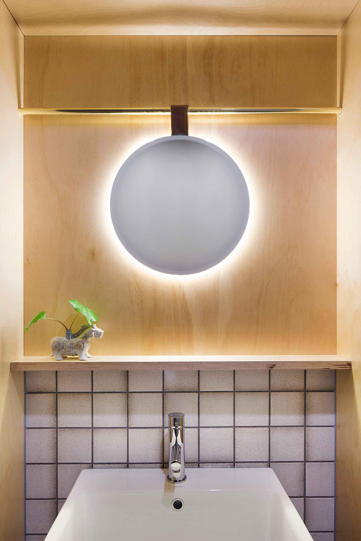 New Bar Lighting for Bathroom