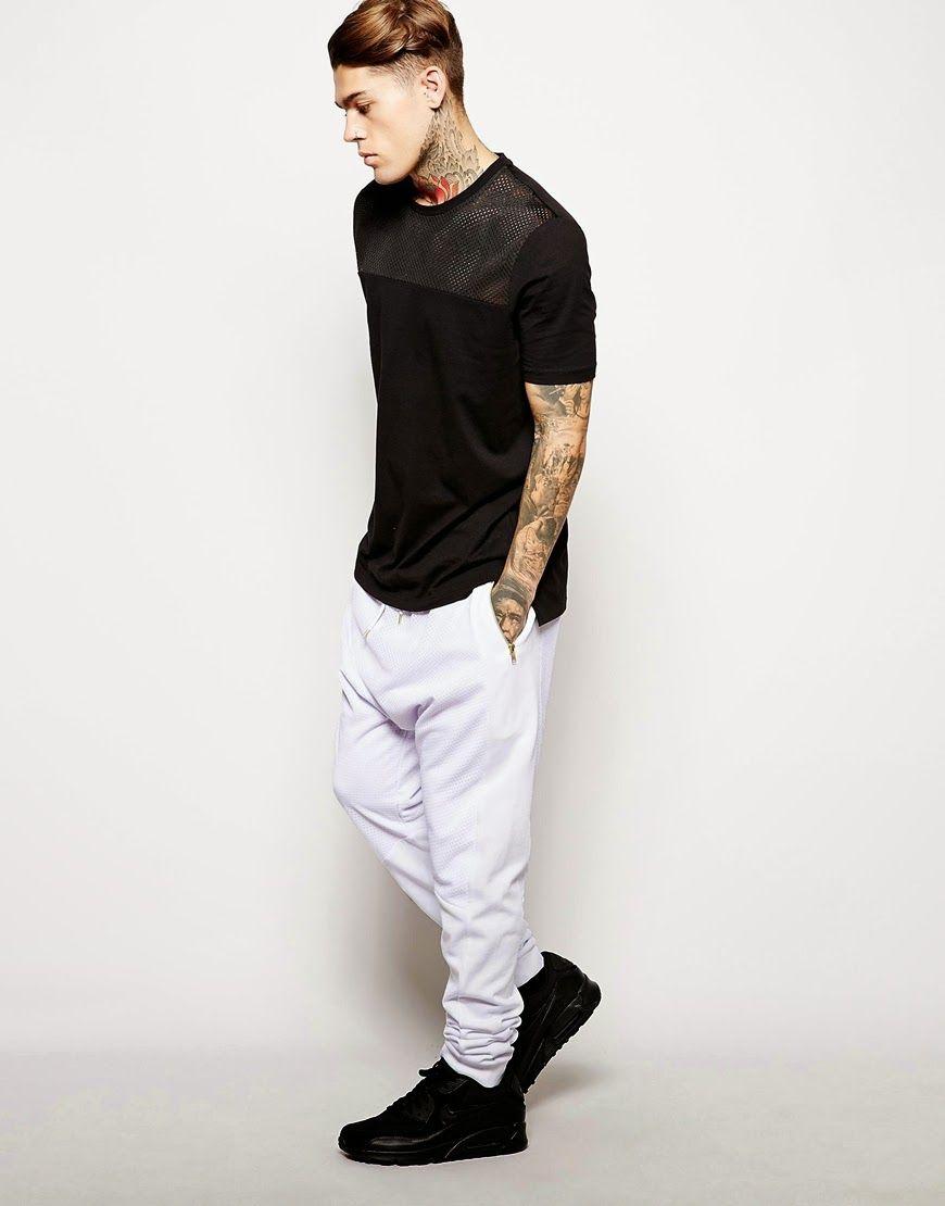 8191cdd95 Macho Moda - Blog de Moda Masculina  Looks com Calça Branca Masculina
