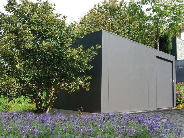 Fmh Geratehauser X2f Design Gartenhauser Fmh Metallbau Und