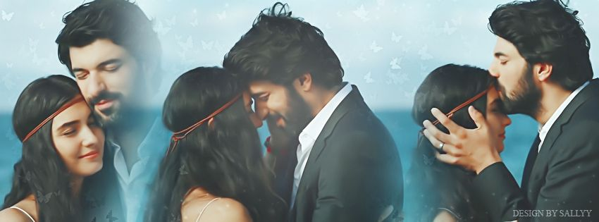 elif & omer wedding , kara para ask final , tuba buyukustun , engin