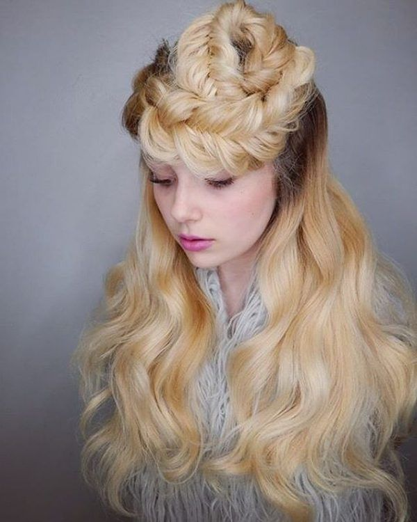 Awesome Fake Hair Color