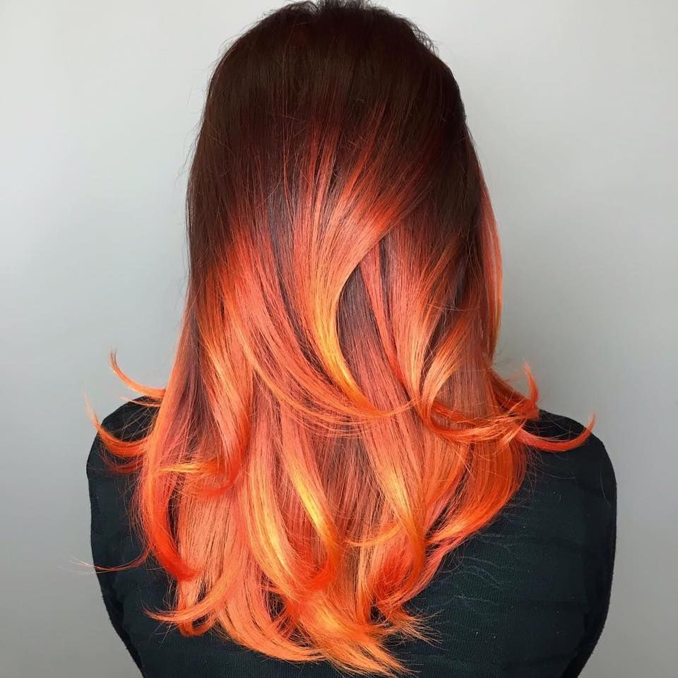 Some Hair Color Inspiration This Morning By Kateloveshair