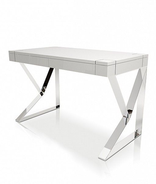 Best Of Long White Table Desk