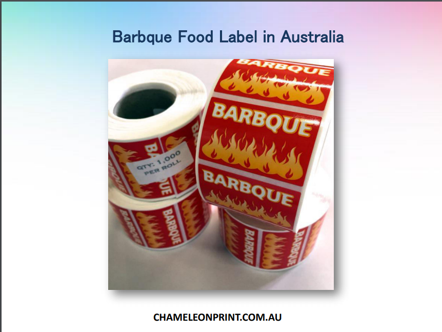self adhesive generic food labels ideal for labelling your