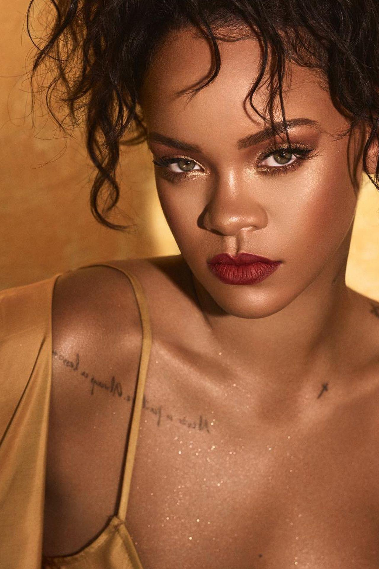 "arielcalypso "" Rihanna for Fenty Beauty Moroccan Spice"