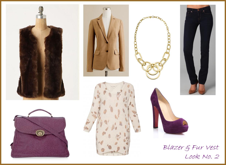 Fur & Blazer 2