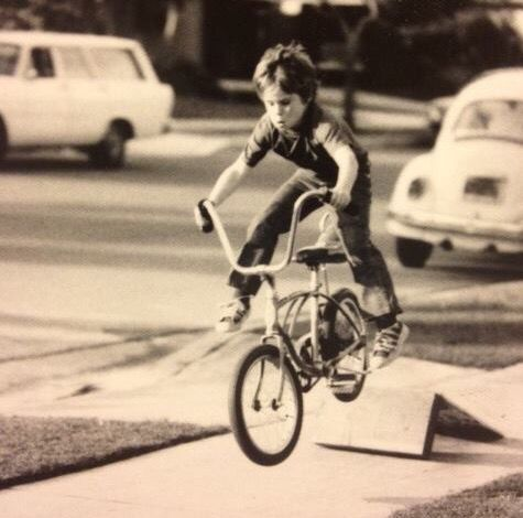 70's bike jump ramp inspired by Evel Knievel   Bike, Bmx, Bmx bikes