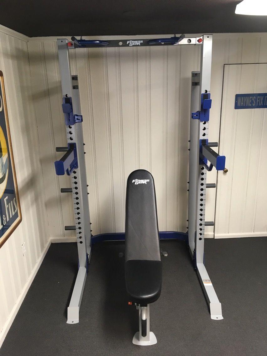 5 18 17 fitness gear pro hr600 half