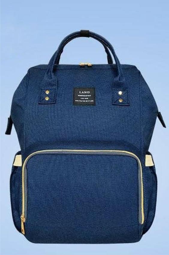 d8ec4b44d HaloVa Diaper Bag, Multi -function, Waterproof, Travel Backpack, Nappy Bags  for