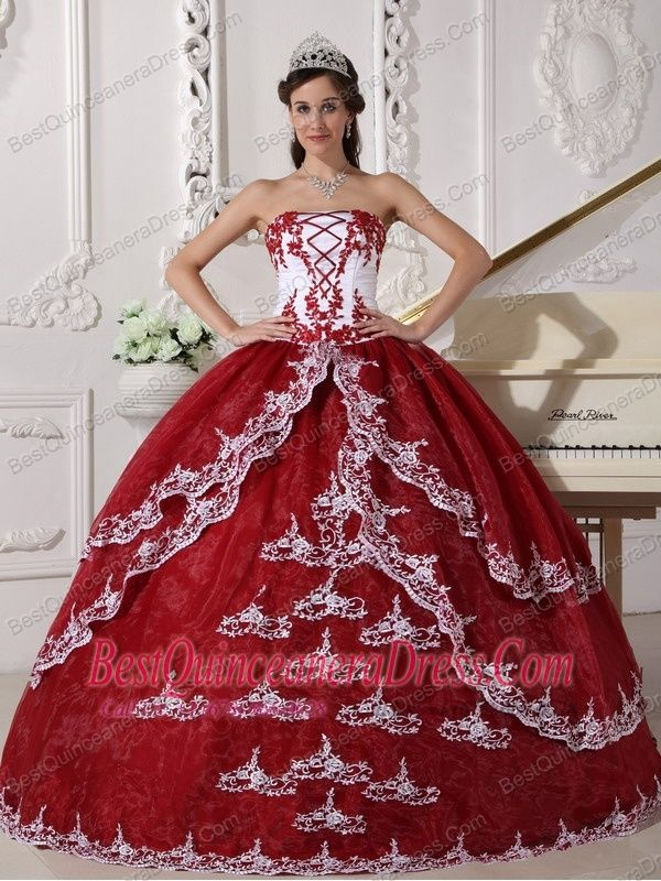 17 Best images about Quinceanera on Pinterest | Strapless organza ...