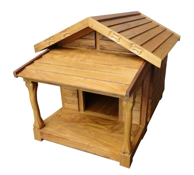 dog house SMALL WOOD DOG HOUSE dog house Pinterest House