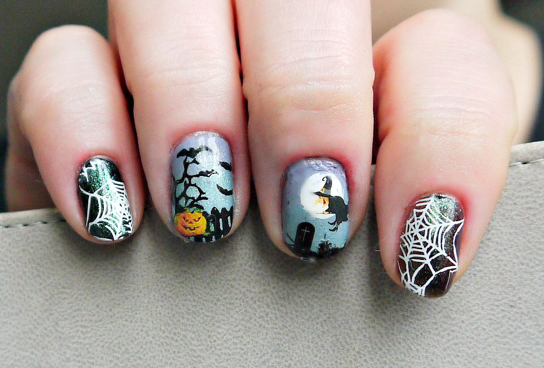 Happy Helloween stamping! with love, from Fairy Nail Story | Beauty ...