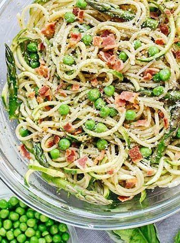 23 pasta recipes that are under 500 calories via purewow