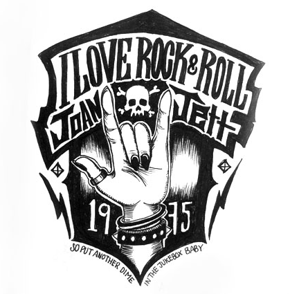 I Love Rock Roll Rock And Roll Holy Shirt Rock