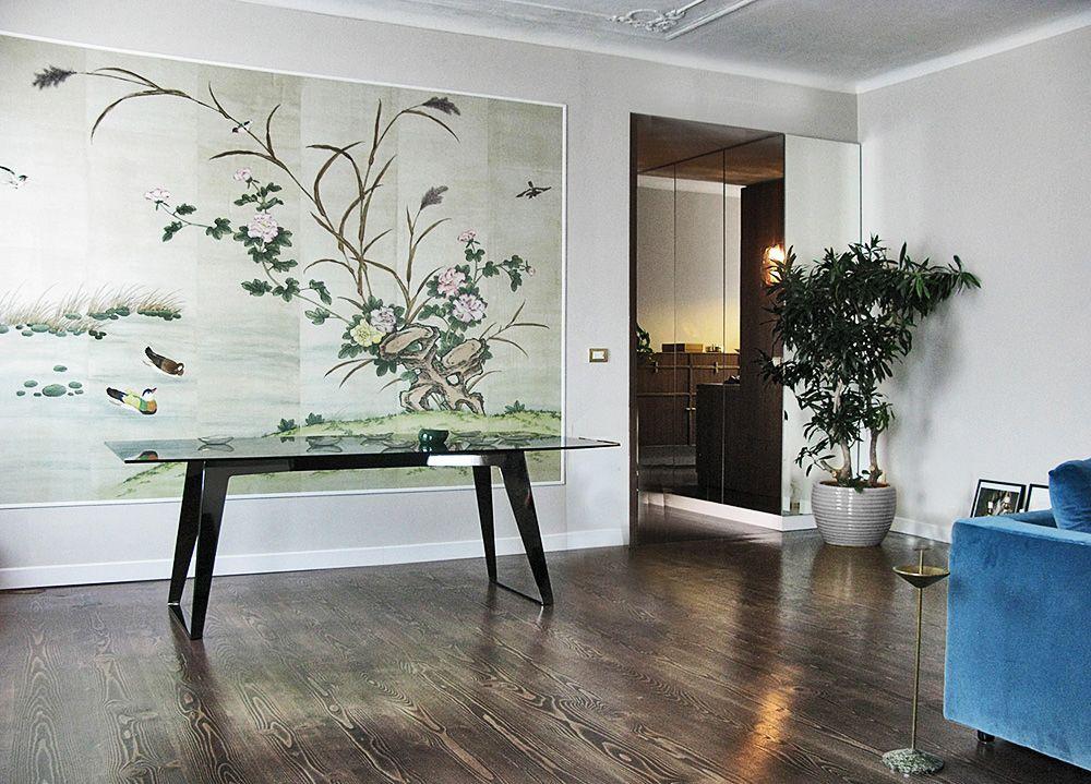 Pietro russo casa edo milano interiors pinterest for Interni appartamenti parigini