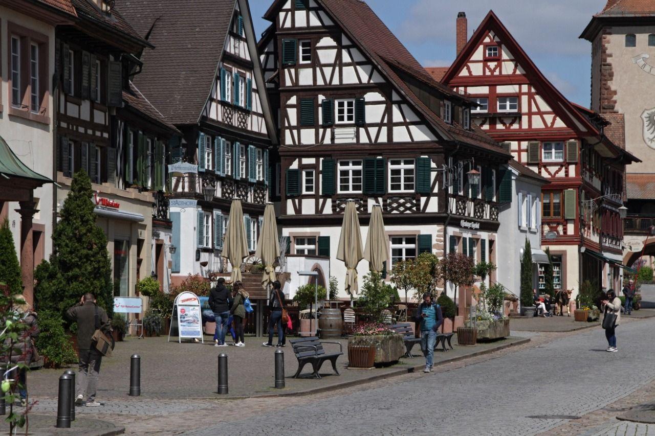Hure aus Gengenbach