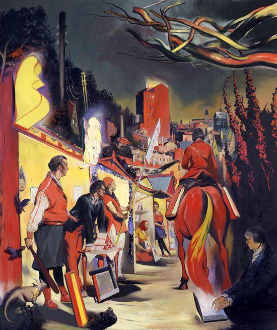 Galerie Eigen Art Art Western Paintings Pop Art Illustration