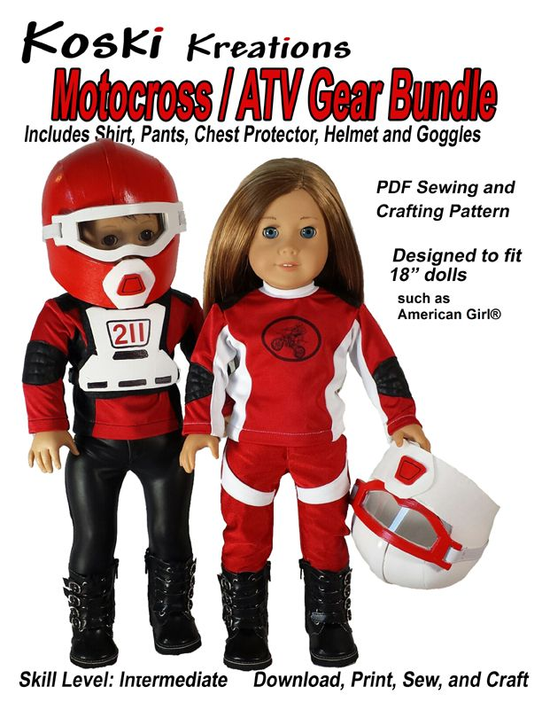 Motocross / ATV Gear Bundle 18\