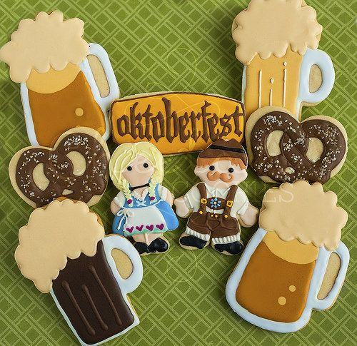 Oktoberfest | by CheetahCookies