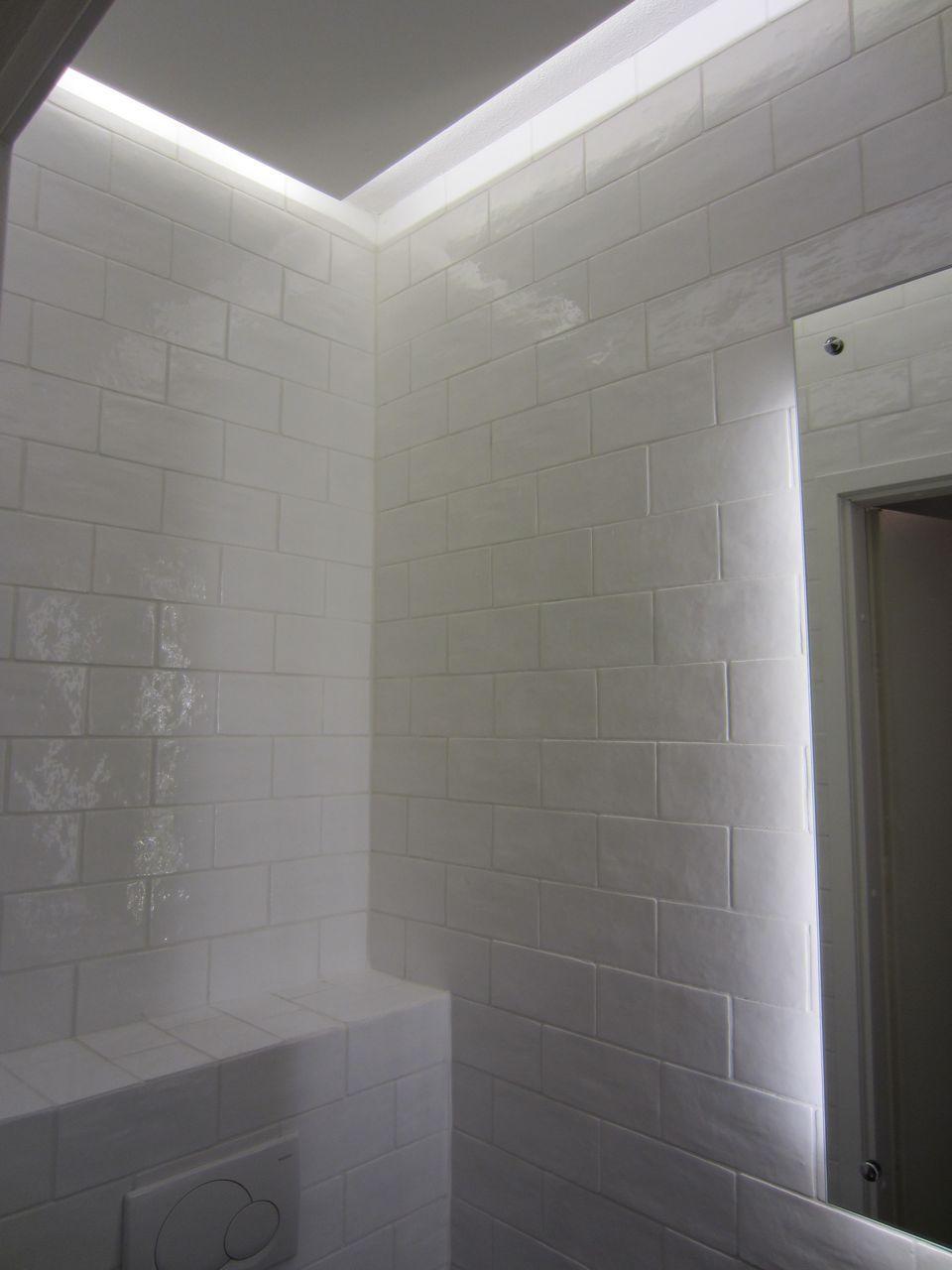 badkamer verlichting douche jaap raat interieurbouw badkamers en