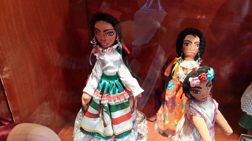Museo de Muñecas en Amealco, México.