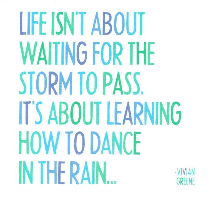 Its About Learning To Dance In The Rain Being Human Notes Of